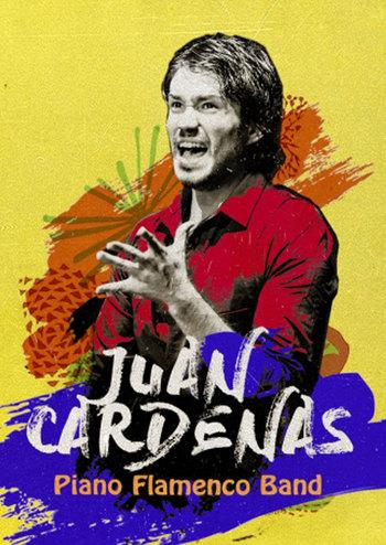 Juan Cardenas and Piano Flamenco Band