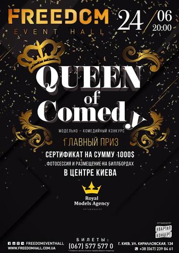 Queen Of Comedy